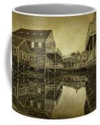 Kennebunkport Dock Square Coffee Mug