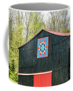 Kentucky Barn Quilt - 2 Coffee Mug