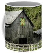 Kentucky Barn Quilt - 3 Coffee Mug