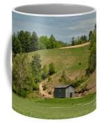 Kentucky Barn Quilt - Americana Star 2 Coffee Mug