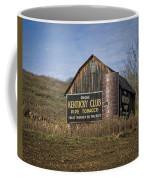 Kentucky Club Barn Coffee Mug