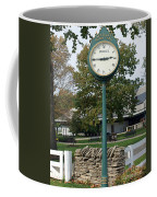 Kentucky Horse Park Coffee Mug by Roger Potts