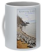 Kentucky Lake Inlet Lighthouse Travel Coffee Mug