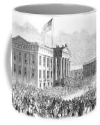 Kentucky Louisville, 1861 Coffee Mug