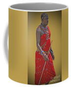Kenya Warrior Coffee Mug