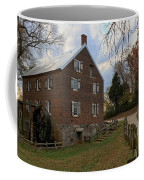 Kerr Grist Mill Fall Panorama Coffee Mug