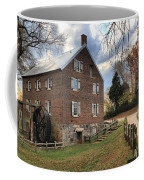 Kerr Grist Mill Panorama Coffee Mug