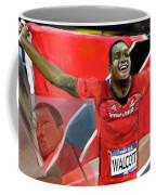 Keshorn Walcott Coffee Mug
