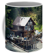 Ketchikan Buildings With Character 2 Coffee Mug