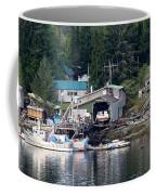 Ketchikan Buildings With Character 1 Coffee Mug