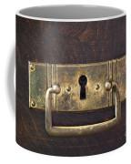 Key Hole Coffee Mug