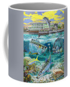Key Largo Grand Slam Coffee Mug