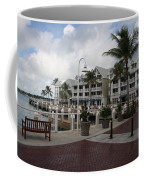 Key West Bayfront  Coffee Mug