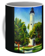 Key West Lighthouse Coffee Mug