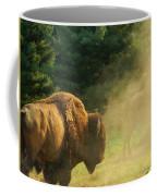 Kicking Up Dust Coffee Mug