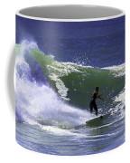 Kicking Up Water Coffee Mug