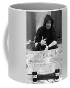Kidnapped By Ninjas Coffee Mug