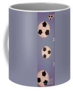 Kids And Soccer Coffee Mug