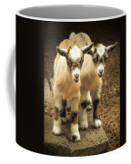 Kids One And Two Coffee Mug