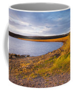 Kielder Dam In Late Evening Coffee Mug