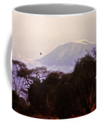 Kilimanjaro In The Morning Coffee Mug