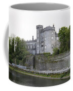 Kilkenny Castle Seen From River Nore Coffee Mug