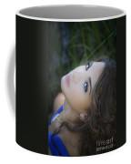 Killing Me Softly Coffee Mug by Evelina Kremsdorf