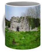 Kilmore Church Ruins - Founded By St Patrick - Ballina Co Mayo Coffee Mug