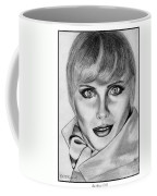 Kim Alexis In 1985 Coffee Mug