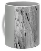1m6527-bw-kim Schmitz And Jim Bridwell On First Ascent Aquarian Wall El Capitan  Coffee Mug