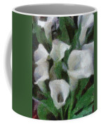 Kim's Flowers Coffee Mug