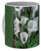 Kim's Flowers Coffee Mug