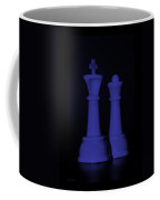 King And Queen In Purple Coffee Mug