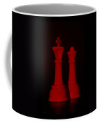 King And Queen In Red Coffee Mug