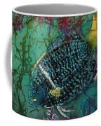 King Angelfish Coffee Mug