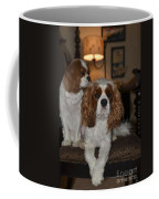 King Charles Dogs Coffee Mug