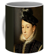 King Charles Ix Of France Coffee Mug
