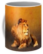 King Leo Coffee Mug