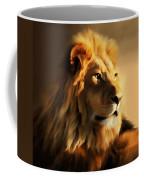 King Lion Of Africa Coffee Mug