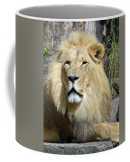 King Of Beasts Coffee Mug