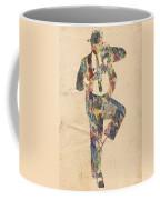 King Of Pop In Concert No 10 Coffee Mug