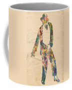 King Of Pop In Concert No 14 Coffee Mug