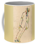 King Of Pop In Concert No 4 Coffee Mug
