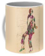 King Of Pop In Concert No 5 Coffee Mug