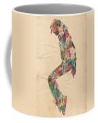 King Of Pop In Concert No 8 Coffee Mug