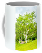 King Of The Birch Coffee Mug