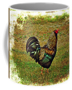 King Of The Hill - Winery Rooster Coffee Mug
