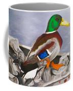 King Of The Pond Coffee Mug