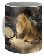 King Of The Rock Coffee Mug