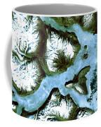 King Oscar Fjord Greenland Coffee Mug